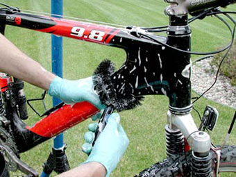 vender-una-bicicleta-lavar
